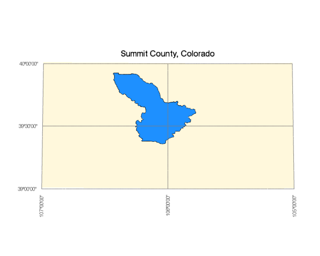 Working with Shapefiles in IDL - L3Harris Geospatial Solutions